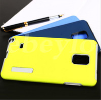 best pc design - New Design PC TPU in Case For Samsung Note E5 E7 Best Quality Case Cover For Mobile Phone With Holder