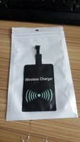 s4 wireless charger - Qi Charger Receiver Wireless Charging Adapter Receptor Receivers For samsung galaxy s3 s4 s5 note