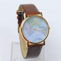 automatic cash - Women s Map Leather Belt Watch role x watches women luxury brand automatic cash on delivery