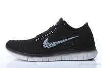 on and off - 50 OFF On Sale WMNS Nike Flyknit Free Run Good Quanlity Cheap Mens Womens Colors Nike Free Rnflyknit Sneakers
