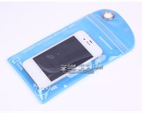 Wholesale Color Waterproof Pouch Cover Zipper Protector Retail Package Packaging Plastic opp Bag For IPhone for Samsung