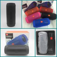 Cheap Charge 2 Bluetooth Mini Speaker Waterproof Portable Wireless Speaker Super Bass Sound Box Handsfree Support TF USB FM VS JBL Speaker