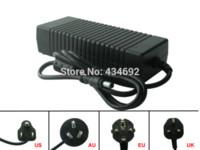 ac input cord - CE High Quality DC V A W Led Switch Power Supply AC Adapter AC100 V Input with US EU AU UK Power Cords Plug