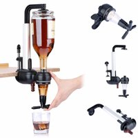 alcohol soda - Wine Dispenser Machine Single Optic Rotary Alcohol Beverage Bar Butler Drinking Pourer Party Tool For Beer Soda Coke Fizzy Soda