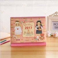 Address Book address lists - quot Cute Doll quot Table Desk Calendar Big Size Cute Scheduler Agenda Monthly Planner Diary Checklist Memo Notebook To Do List Gift