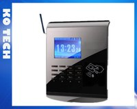 Wholesale inches TFT Screen Biometric Card Time Attendance KO M10C