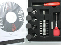 automotive lock picking - HUK Mondeo Jaguar Cylinder Reader Automotive F021 read key code decoder locksmith tools for auto pick opener