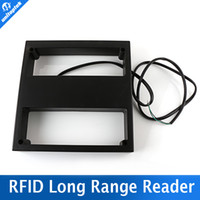Wholesale 1M RFID Long Range Reader kHz RS232 RS485 Wiegand Interface ost