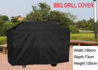Wholesale BBQ grill cover Large size Water proofed BBQ grill cover
