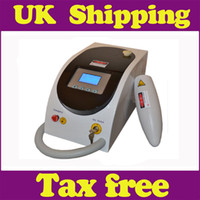 Wholesale Brand New Q Switch Nd Yag Tattoo Removing Pigmentation Removal Laser Beauty Machine for Scar Acne Removal