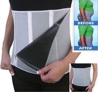 Wholesale Professional SLIMMING BELT Slim Away Get The Slim Trim abdomen belt body shaping belt tight zipper belt