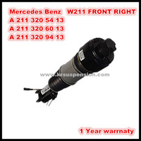 air struts - For MERCEDES benz W211 Airmatic Air Suspension Strut Front Right A A