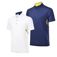 Wholesale New fashionable Golf clothing short sleeve casual Golf T shirt colors S XXL size for summer casual wear