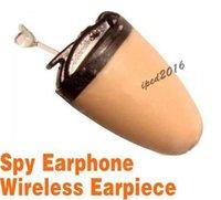 Wholesale Mini Spy Earphone Wireless Hidden Cell Phone Earpiece