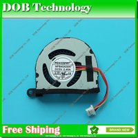Wholesale Laptop CPU Cooling Fan cooler for ASUS Eee PC PW PE P PX PED BX PX PX KSB0405HB AF63 AB16