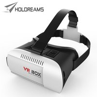 cardboard gift boxes - 2015 Best Christmas Gift Universal Google Cardboard VR Box Virtual Reality D Video Glasses For iPhone quot quot Smartphone