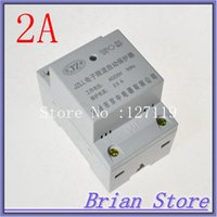 ac current limiter - AC V A Two Pole P Motor Protection Controller Electronic Circuit Breaker Fault Current Limiter FCL