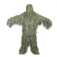 Wholesale Tactical Military Outdoor Tactical Camouflage Suits Polypropylene Yarn Space For Hunting Sports Good Quality CL34