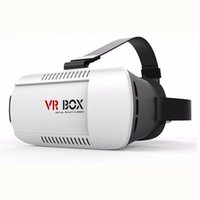 Wholesale 2016 VR BOX Version D Virtual Reality VR Glasses Headset Smart Phone D Private Theater For Inches Smartphone