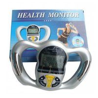 battery health monitor - lcd digital IBM body fat measure fat analyzer health monitor without battery