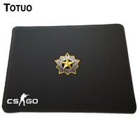 best mouse pad - Counter Strike Global Offensive Event CSGO Distinguished master guardian rank logo Covered edge Mouse mouse pads sign Best Optical large Pad