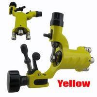 Wholesale professional yellow color Manual makeup tattoo Pen Eyebrow Embroidery rotary Tattoo Machines For Permanent Makeup tattoo supply