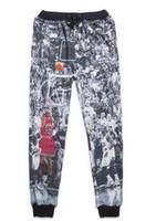 active codes - 3d Men And Casual Pants Men s Loose Jogging Pants Wei Pants Printing Michael Lore Pattern S XL Code
