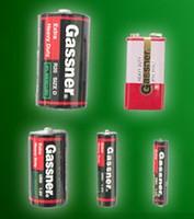 aa heavy duty battery - 360pcs R6P AA UM3 v carbon zinc battery Super heavy duty cells