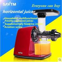Wholesale SAVTM slow juice machine household fruit bean oar juice machine raw juice machine juicer
