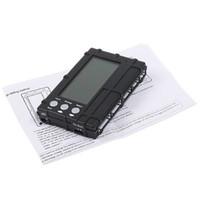 rc lipo 11.1v battery register - 3in1 Rc s s Lipo Li Fe Battery Balancer Lcd Register Voltage Meter Tester Discharger