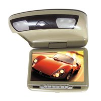 Wholesale Car DVD Inch Car Roof Mount Player Digital Screen Roof Mount DVD Player