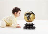 Wholesale Magnetic Levitation Floating Globe Anti Gravity World Map Suspending In The Air Decoration Gadget Birthday Gift Educational Toy