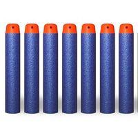 Wholesale Nerf N strike Elite Soft Bullets Hasbro Rampage Retaliator Series Blasters Refill Clip Darts Electric Toy Gun Soft Nerf Bullet Color