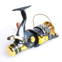 bait runner - Europe Most Popular SW50 Smooth Spinning Reel Fishing Reel BB Carp Bait Runner Fishing Reel Front and reel for fishing