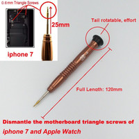 Wholesale Taiwan YangSheng Brand Y Style mm Triangle Screwdriver mm Repair Tools for Motherboard of Iphone Apple Watch