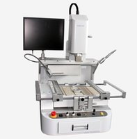60*64*85CM bga rework system - Hot sale high quality HT G730 optical BGA rework station with optical alignment system upgraded from HONTON