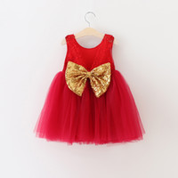 baby warm dress - Hug Me Baby Girls Christmas Dress New Autumn Winter Sleeveless Kids Clothing Warm Tutu Lace Dress AA