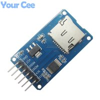 arduino speed - Micro SD Card amp SDHC high speed card Mini TF Card Reader Module Adapter SPI Interfaces with Level Converter Chip for Arduino