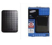 "Cheap Free shipping 2TB M3 Portable External Hard Drive USB3.0 2.5"" 2TB hard disk Black"