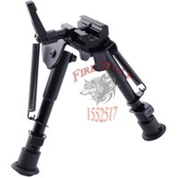 accessories adjustable legs - 6 inch Quick adjust swivel Harris Pod lock for Harris style bipod Adjustable legs for Rifle Scope Airgun Airsoft sight accessories