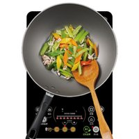 Wholesale long board electromagnetic fire chef genuine electromagnetic pan fried Duo