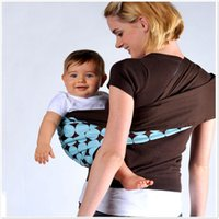 baby essentials bag - Freaky essential fashion no buckle baby sling cotton towel double Baby Sling Stretchy Wrap Carrier Baby Backpack Bag kids