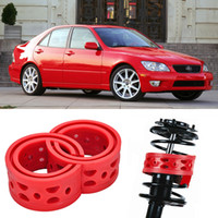 Wholesale 2pcs Super Power Rear Car Auto Shock Absorber Spring Bumper Power Cushion Buffer Special For Lexus IS300