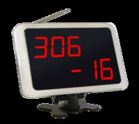 bath hospitals - SINGCALL wireless waiter calling system display unit for wireless keyboard call waiter system for hospital airport bath cinema