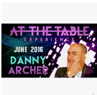 archer table - 2016 At The Table Live Lecture starring Danny Archer