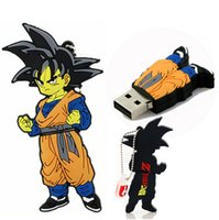 ball shaped usb stick - Best Selling Dragon Ball Shape Cheap USB Flash Drive Memory Stick Real GB GB GB GB GB Pendrive OPP Bag
