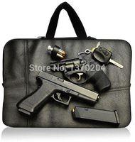 Wholesale Men Neoprene Gun Laptop Bag quot quot quot quot Notebook Computer Tablet PC Sleeve Case Mousepad