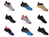 ag cleats - Techfit NSG X Purechaos Mens football boots Low soccer shoes FOOTBALL Cleats SHOES SIZEX Purechaos FG AG Size