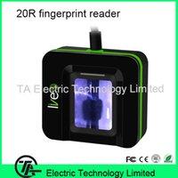 Wholesale Biometric fingerprint reader R fingerprint USB reader fingerprint scanner can refuse fake fingerprint