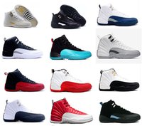Cheap Hight Cut Basketball shoes Best Men Summer air retro 12 XII